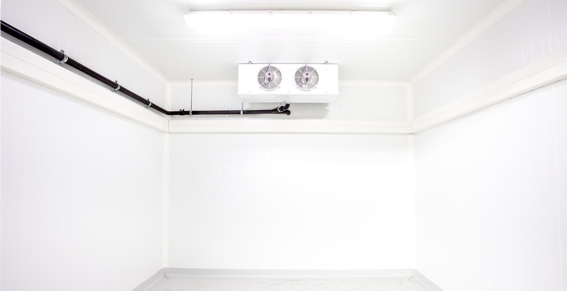 imagen de Instalaciones de ventilación para industrias